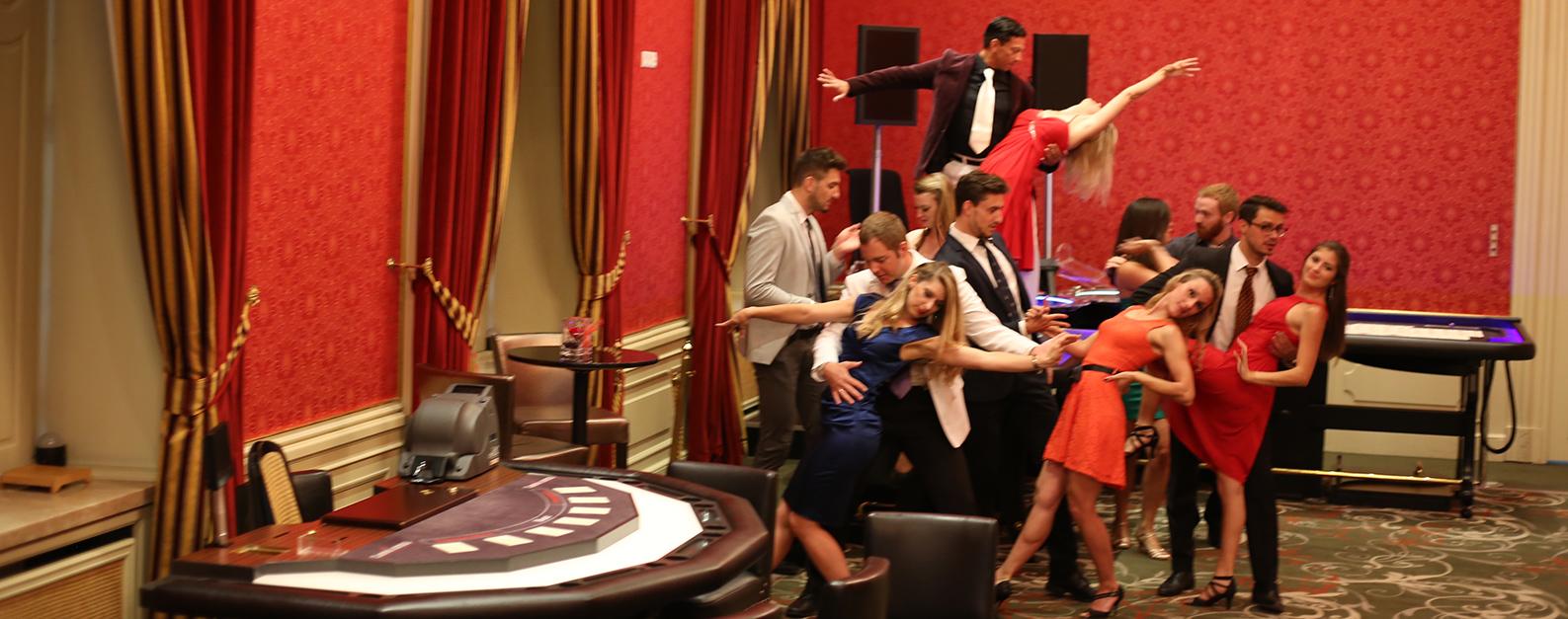 Casino Salzburg Kleiderordnung